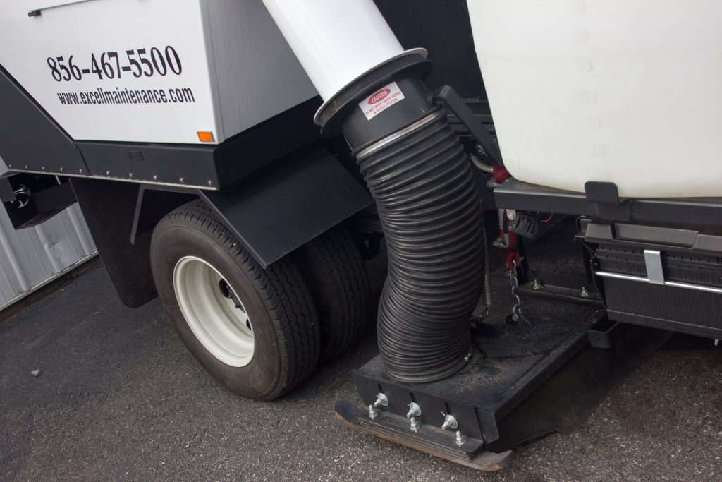 South Jersey Parking Lot Sweeping – Excell Maintenance